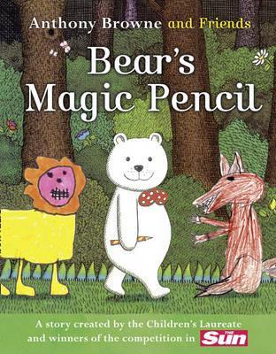 Bear's Magic Pencil (9780007382200)