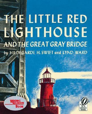 The Little Red Lighthouse and the Great Gray Bridge (9780152045739)