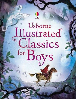 Illustrated Classics for Boys (9781409500391)