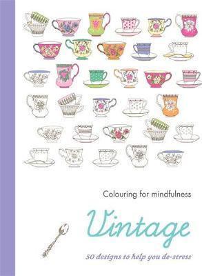 Vintage: Colouring for Mindfulness (9780600632917)