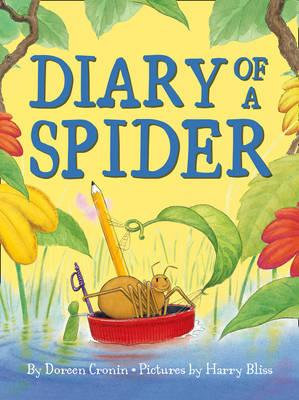 Diary of a Spider (9780007455928)