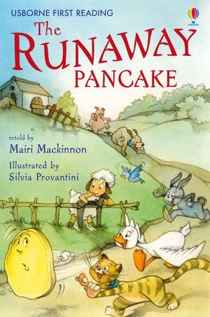 The Runaway Pancake (9780746070529)