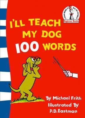 I'll Teach My Dog 100 Words (9780007243587)