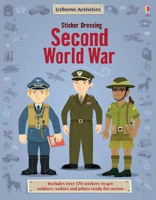 Second World War Sticker Dressing (9781409532842)