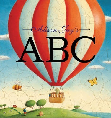 Alison Jay's ABC Board Book (9781742978321)