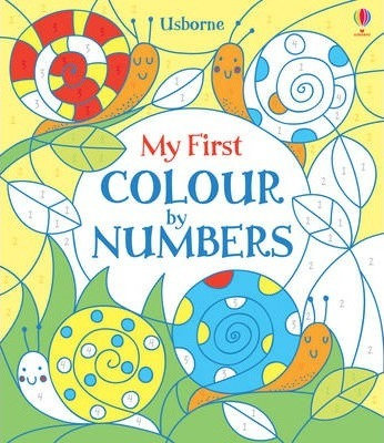 My First Colour by Numbers (9781409565185)