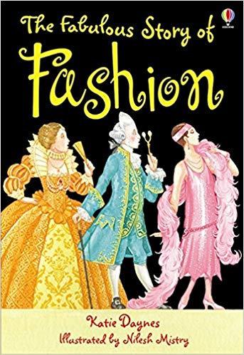 The Fabulous Story of Fashion (9780746069561)