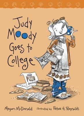 Judy Moody 8: Goes to College (9781406317527)