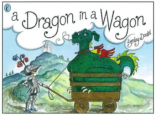 A Dragon in a Wagon (9780140540857)