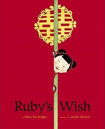 Ruby's Wish (9780811834902)