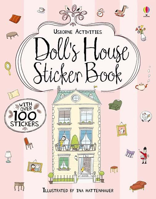 Doll's House Sticker Book (9781409520443)