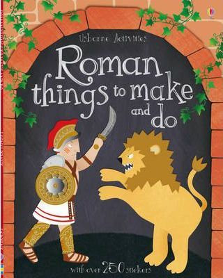 Roman Things to Make and Do (9781409538974)