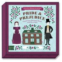 Little Miss Austen: Pride and Prejudice Playset (9781423635154)