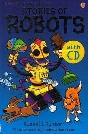 Stories of Robots (with CD) (9780746089019)