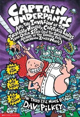 Captain Underpants: Invasion of the Incredibly Naughty ... (9780439049962)