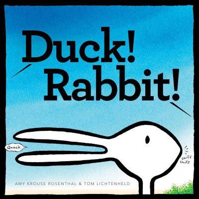 Duck! Rabbit! (9780811868655)