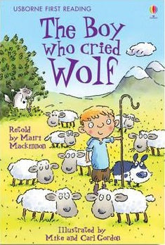 The Boy Who Cried Wolf (9780746085592)