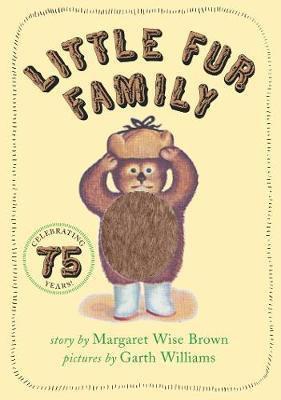 Little Fur Family Board Book (9780060759605)