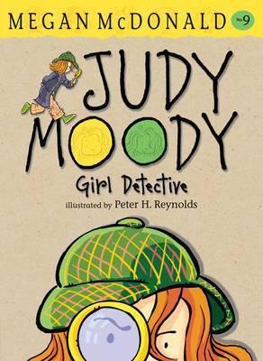 Judy Moody 9: Girl Detective (9781406327434)