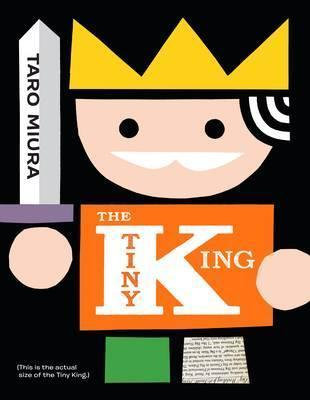 The Tiny King  (9781406348194)
