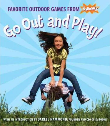 Go Out and Play (9780763655303)