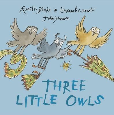 Three Little Owls (9781849760805)