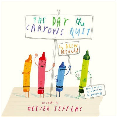 The Day The Crayons Quit (9780007513758)