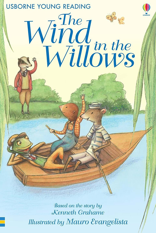 The Wind in the Willows (9780746085141)