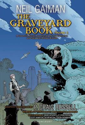 The Graveyard Book: Graphic Novel 2 (9781408859001)
