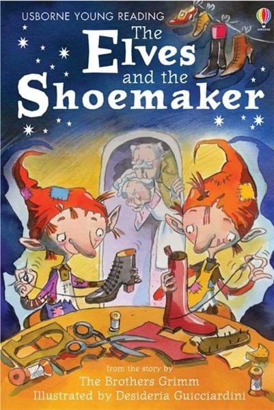 The Elves and the Shoemaker (9780746063033)