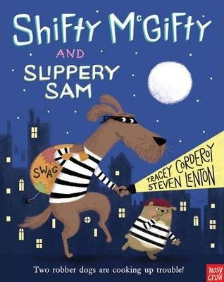 Shifty McGifty and Slippery Sam (9780857631459)