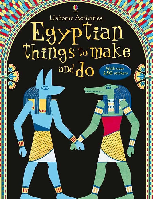 Egyptian Things to Make and Do (9781409538929)