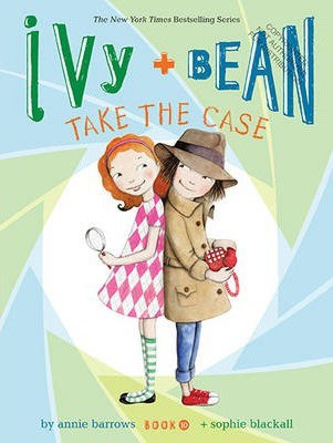 Ivy and Bean 10: Take the Case (9781452128719)