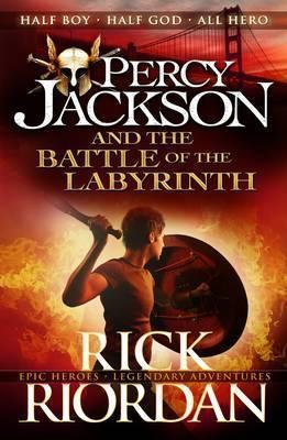 Percy Jackson and the Battle of the Labyrinth (9780141346830)