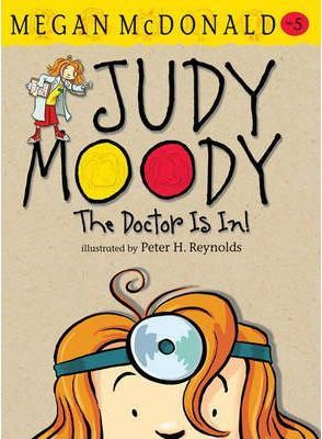 Judy Moody 5: The Doctor is In! (9781406335972)