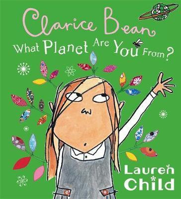 Clarice Bean, What Planet Are You From? (9781408300053)