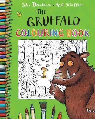 The Gruffalo Colouring Book (9780230708594)