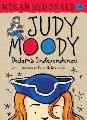 Judy Moody 6: Judy Moody Declares Independence (9781406335996)