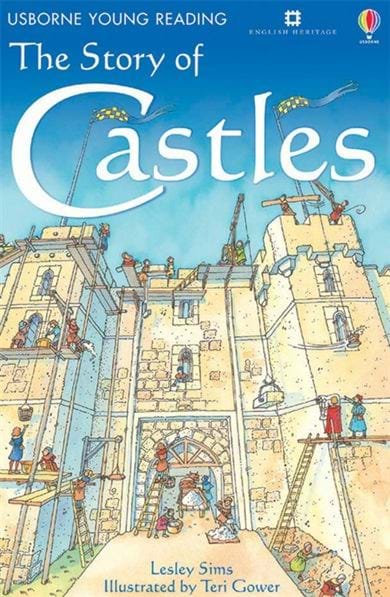 The Story of Castles (with CD) (9780746089064)