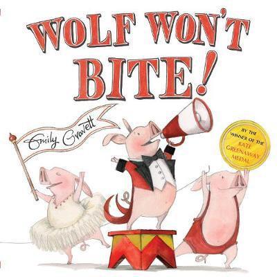 Wolf Won't Bite! (9780330522212)