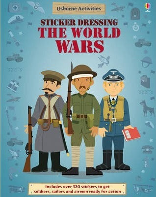 The Word Wars Sticker Dressing (9781409557326)