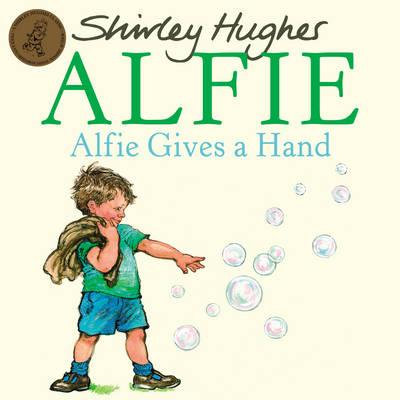 Alfie Gives A Hand (9781862307858)