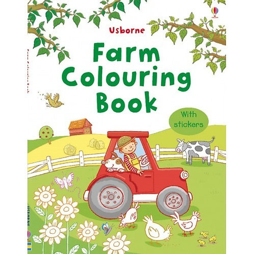 Farm Colouring Book (9781409500582)