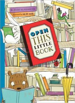 Open This Little Book (9780811867832)