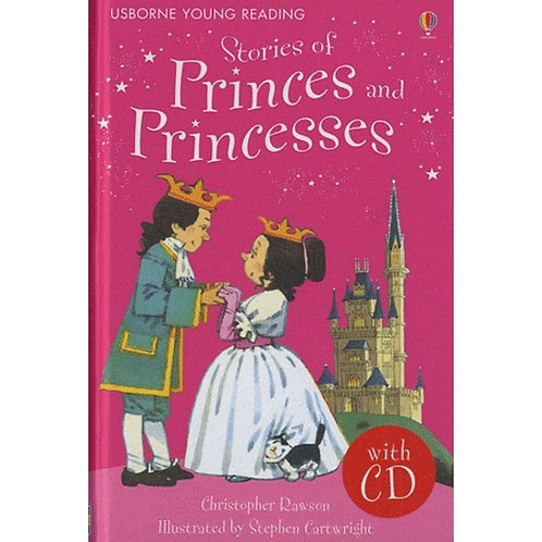 Stories of Princes and Princesses (with CD) (9780746081044)