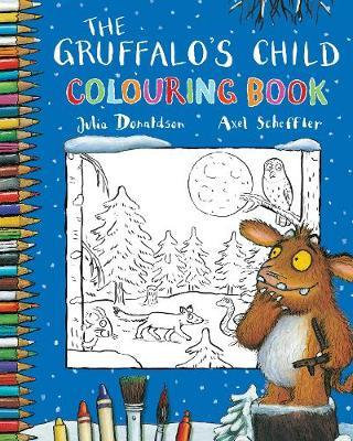 The Gruffalo's Child Colouring Book (9780330544061)