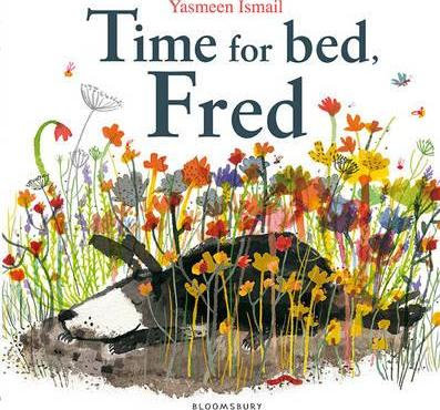 Time for Bed, Fred! (9781408837016)
