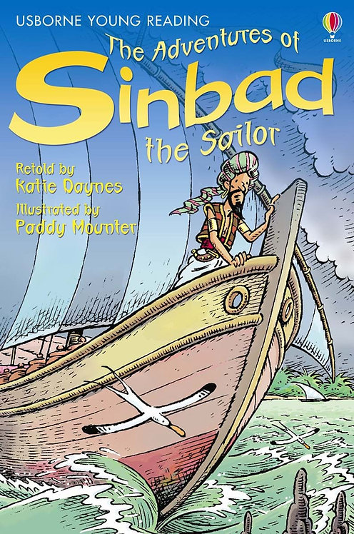 The Adventures of Sinbad the Sailor (9780746080870)