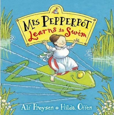 Mrs Pepperpot Learns to Swim (9780099451570)