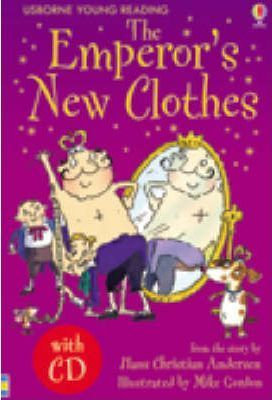 The Emporer's New Clothes (with CD) (9780746085349)